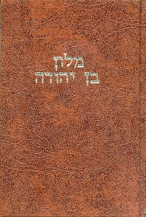 Ben-Yehuda Dictionary - Hebrew Dictionary